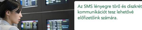 Ugye érezzük? Magyarország nem az az ország, ahol az SMS-t magyarázni kéne...